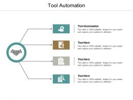 Tool Automation Ppt Powerpoint Presentation Styles Files Cpb