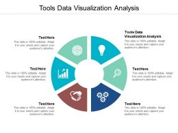 Tools Data Visualization Analysis Ppt Powerpoint Presentation Slides Background Designs Cpb