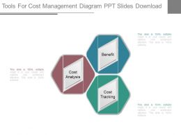Tools For Cost Management Diagram Ppt Slides Download
