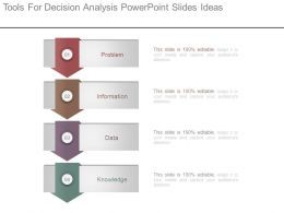 Tools For Decision Analysis Powerpoint Slides Ideas