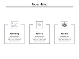 Tools Hiring Ppt Powerpoint Presentation File Backgrounds Cpb