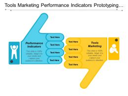 Tools Marketing Performance Indicators Prototyping Processes Recruitment Process