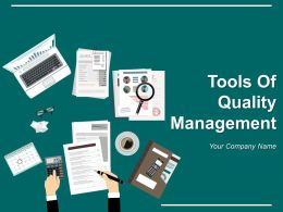 Tools Of Quality Management Powerpoint Presentation Slides