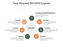 Tools Required DEVOPS Engineer Ppt Powerpoint Presentation Layouts Cpb