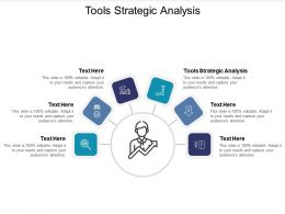 Tools Strategic Analysis Ppt Powerpoint Presentation Gallery Icon Cpb