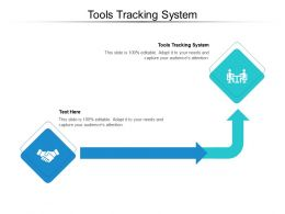 Tools Tracking System Ppt Powerpoint Presentation Portfolio Icons Cpb