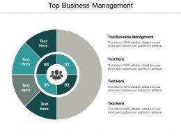 Top Business Management Ppt Powerpoint Presentation Inspiration Portfolio Cpb