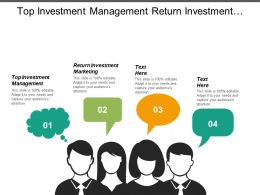 Top Investment Management Return Investment Marketing Marketing Event Planning Cpb