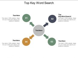 Top Key Word Search Ppt Powerpoint Presentation Gallery Slide Portrait Cpb