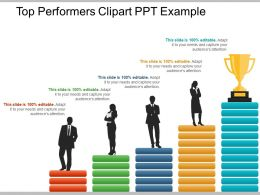Top Performers Clipart Ppt Example