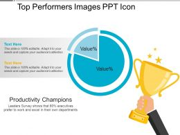 Top Performers Images Ppt Icon