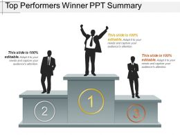 top_performers_winner_ppt_summary_Slide01