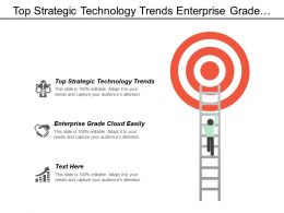 Top Strategic Technology Trends Enterprise Grade Cloud Easily