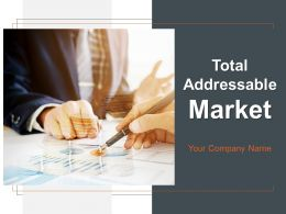 Total Addressable Market Powerpoint Presentation Slides