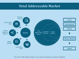 Total Addressable Market Ppt Styles Gallery