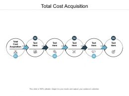 Total Cost Acquisition Ppt Powerpoint Presentation Slides Graphics Download Cpb