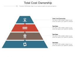 Total Cost Ownership Ppt Powerpoint Presentation Icon Designs Download Cpb