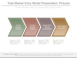Total Market Entry Model Presentation Pictures