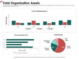 Total Organization Assets Analyses Ppt Powerpoint Presentation Outline Inspiration