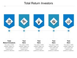 Total Return Investors Ppt Powerpoint Presentation Inspiration Summary Cpb