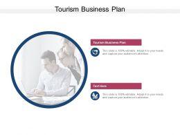 Tourism Business Plan Ppt Powerpoint Presentation Ideas Slide Download Cpb