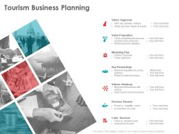 Tourism Business Planning Reputation By Partners Ppt Powerpoint Presentation Layouts Slide