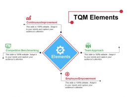 Tqm Elements Ppt Gallery Show