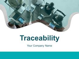 Traceability Process Evaluation Technology Product Manufacturing Growth Business