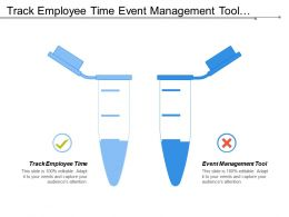 Track Employee Time Event Management Tool Sales Process Training Cpb
