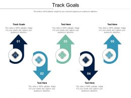 Track Goals Ppt Powerpoint Presentation Summary Gridlines Cpb