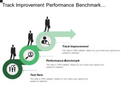 Track Improvement Performance Benchmark Demand Centre Series Perspective