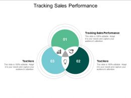 Tracking Sales Performance Ppt Powerpoint Presentation Model Designs Cpb
