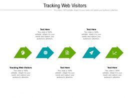 Tracking Web Visitors Ppt Powerpoint Presentation Ideas Introduction Cpb