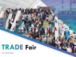 Trade Fair Powerpoint Presentation Slides