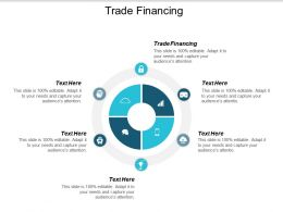 Trade Financing Ppt Powerpoint Presentation Icon Good Cpb