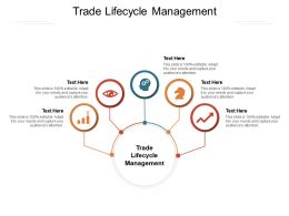 Trade Lifecycle Management Ppt Powerpoint Presentation Inspiration Cpb
