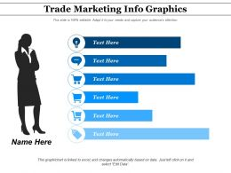Trade Marketing Info Graphics
