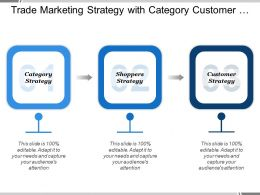 Trade Marketing Strategy With Category Customer And Shopper