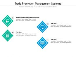 Trade Promotion Management Systems Ppt Powerpoint Presentation Inspiration Format Cpb