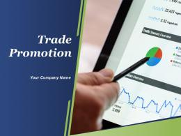 Trade Promotion Powerpoint Presentation Slides