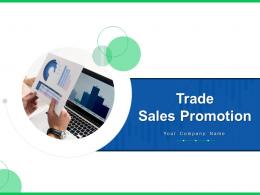 Trade Sales Promotion Powerpoint Presentation Slides