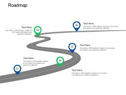Trade Sales Promotion Roadmap Ppt Powerpoint Presentation Infographics Designs