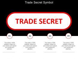 Trade Secret Symbol