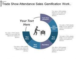 Trade Show Attendance Sales Gamification Work Seo Marketing Cpb
