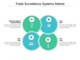 Trade Surveillance Systems Market Ppt Powerpoint Presentation Model Shapes Cpb