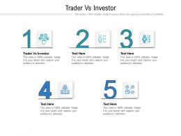 Trader Vs Investor Ppt Powerpoint Presentation Ideas Inspiration Cpb