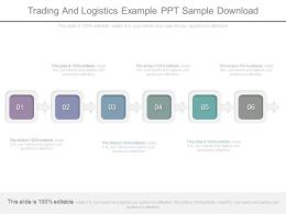 Trading And Logistics Example Ppt Sample Download