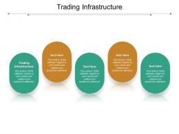 Trading Infrastructure Ppt Powerpoint Presentation Icon Images Cpb