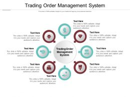 Trading Order Management System Ppt Powerpoint Presentation Icon Smartart Cpb