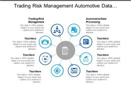 Trading Risk Management Automotive Data Processing Digital Reports Examples Cpb